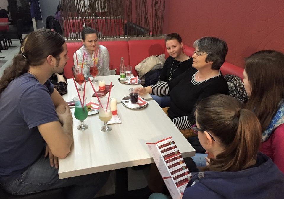 Neformální setkání s paní Mgr. Janinou Zemanovou