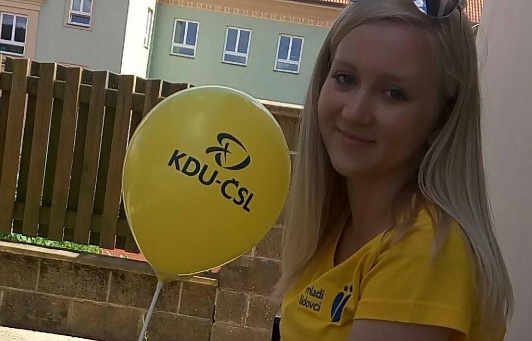 Farní den v Újezdě za spoluúčasti Mladých lidovců