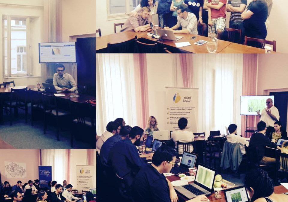 Zúčastnili jsme se multimediálního semináře v Brně