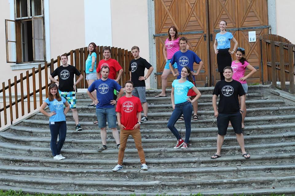 V Jižních Čechách proběhl tradiční Summercamp