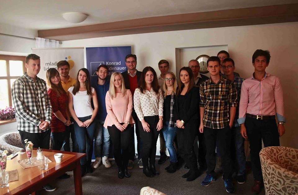 Školení pro nové členy ve Valašském Meziříčí mělo i letos vynikající úroveň