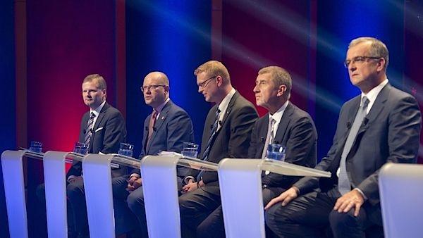 V Praze proběhla předvolební superdebata i za účasti zlínských ML