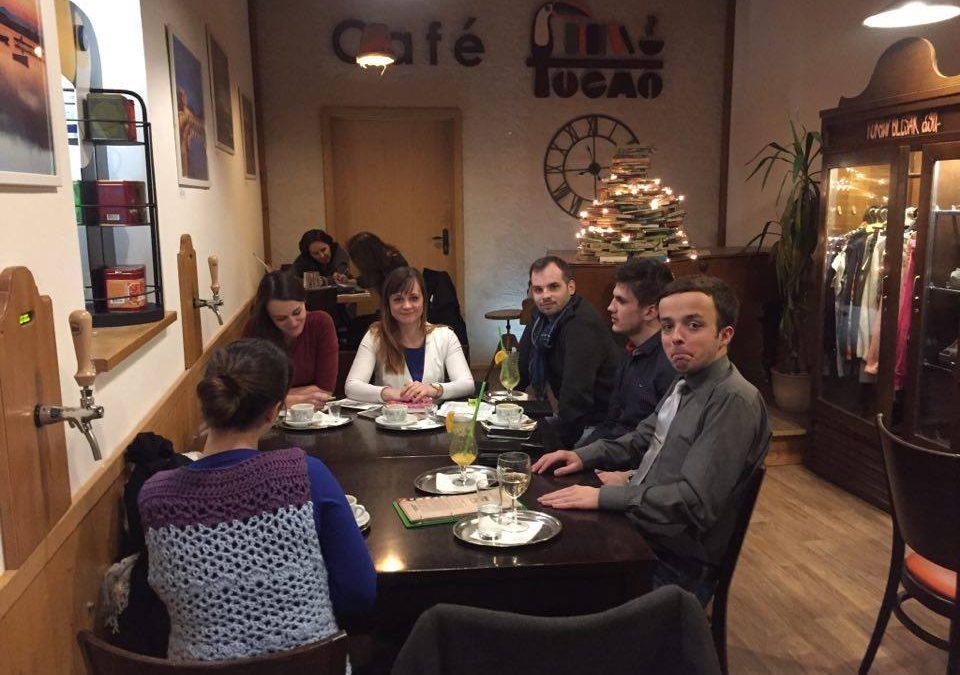 Ve Valašském Meziříčí proběhla výroční členská schůze místní organizace Vsetín