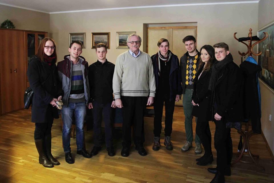 První zastávka projektu Radnice na Zlínsku byla v Brumově-Bylnici