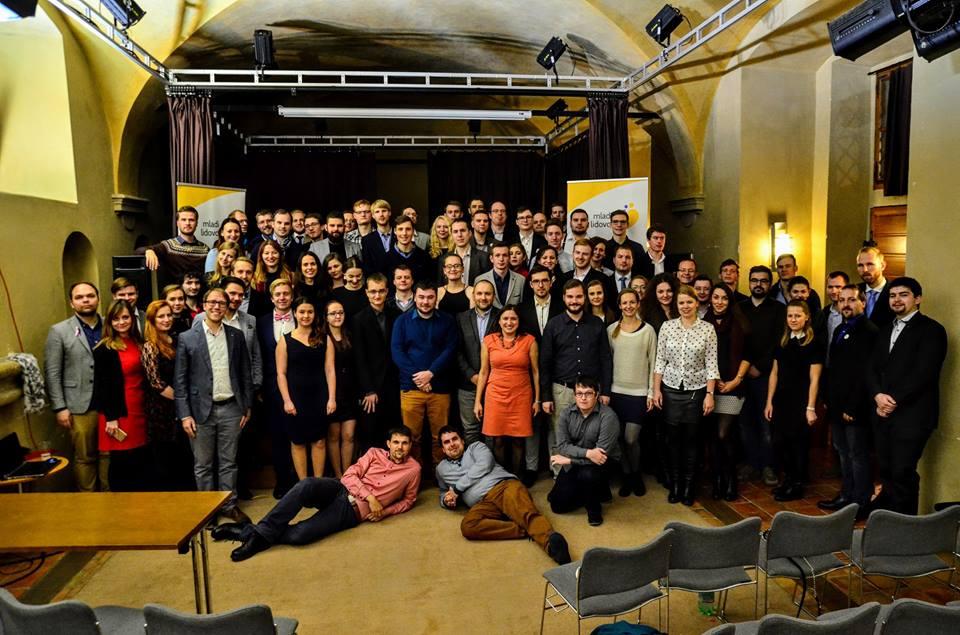 V Praze jsme oslavili 5 let od vzniku Mladých lidovců