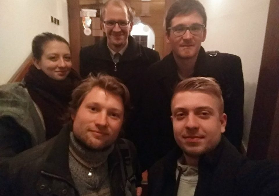 První výroční členská schůze ML v Kroměříži