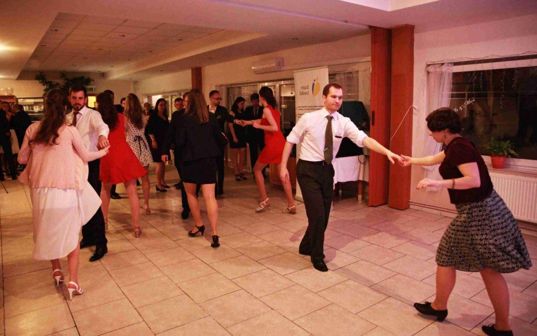 Mladí lidovci ve Zlínském kraji už potřetí plesali