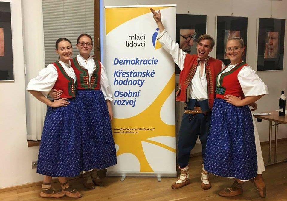Naše členka Helča Martinková poskytla rozhovor pro platformu Mladá Politika