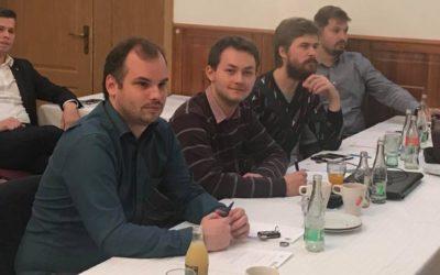 Školení nově zvolených zastupitelů v Brně se zúčastnili i 3 zástupci ML ZLK