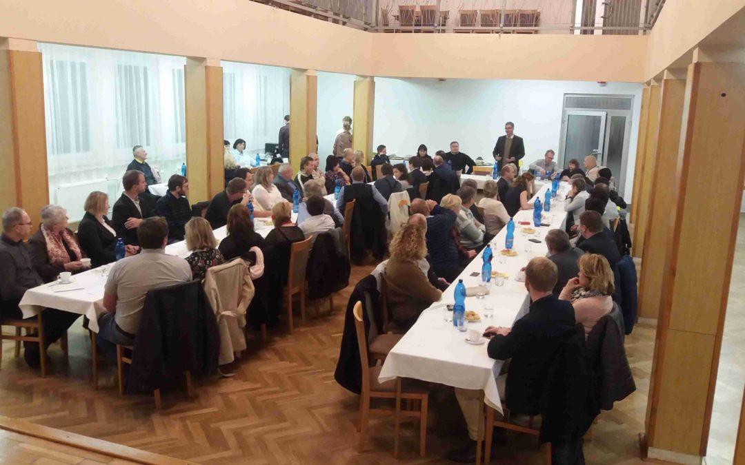 Náš předseda navštívil setkání zastupitelů KDU-ČSL ve Zlínském kraji