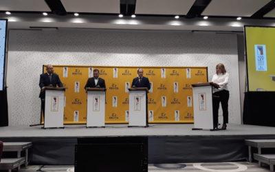 Mladí lidovci ze Zlínského kraje vyrazili na debatu kandidátů na předsedu KDU-ČSL