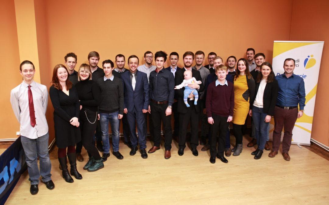 Krajská konference přináší zajímavé změny ve vedení Mladých lidovců Zlínského kraje