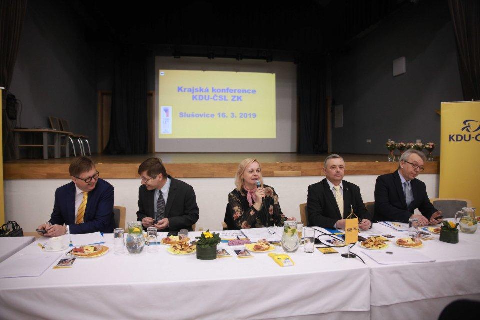 Ohlédnutí za krajskou konferencí KDU-ČSL