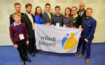 Na celostátním sjezdu jsme zvolili nové vedení Mladých lidovců