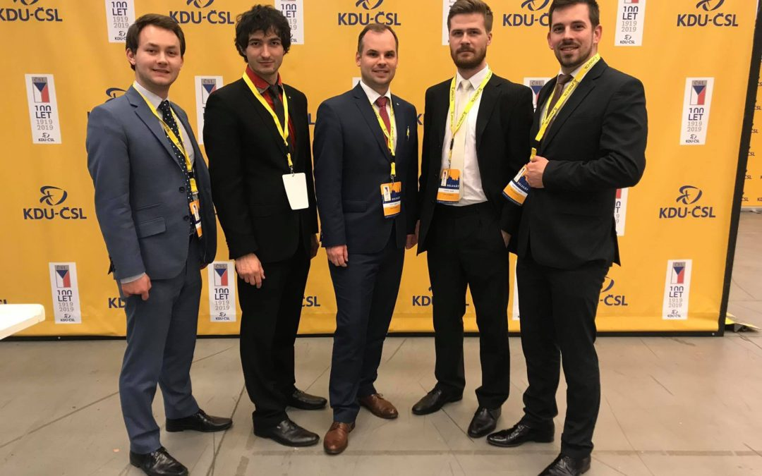 Celostátní sjezd KDU-ČSL