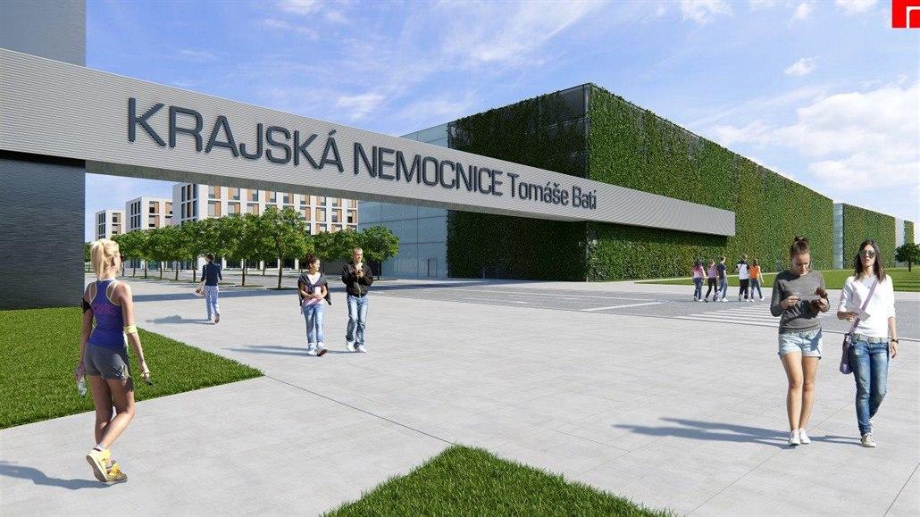 Chceme nejmodernější nemocnici na světě