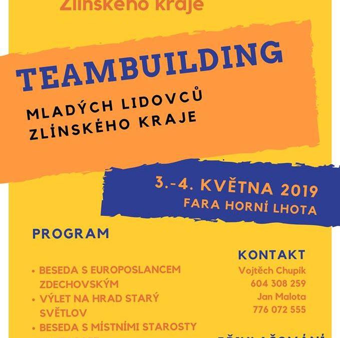 Teambuilding Mladých lidovců Zlínského kraje