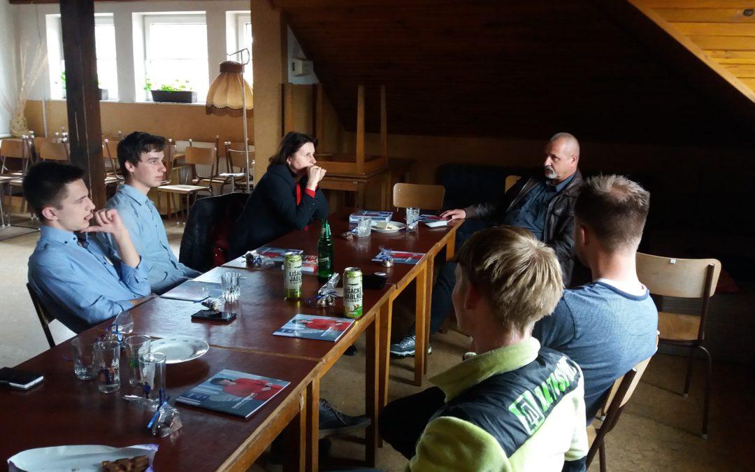 Mladí lidovci ze Zlínského kraje vyrazili na společný teambuilding